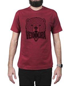 Camiseta Ventura True Brew Vinho
