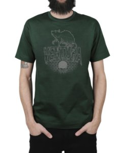 Camiseta Ventura Splinter Musgo