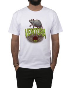 Camiseta Ventura Splinter Branca