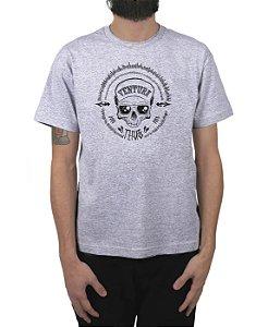 Camiseta Ventura Frank Chock Cinza Mescla