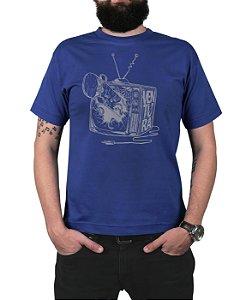 Camiseta Ventura Damage Royal