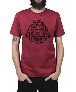 Camiseta Ventura Baloo Vinho