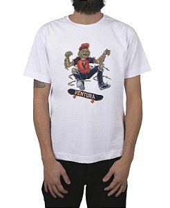 Camiseta Ventura Ness Branca