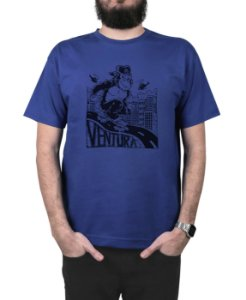 Camiseta Ventura Rampage Royal