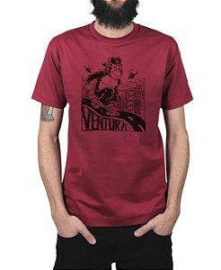 Camiseta Ventura Rampage Vinho