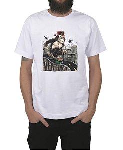 Camiseta Ventura Rampage Branca