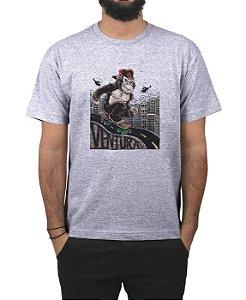 Camiseta Ventura Rampage Cinza Mescla