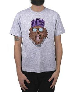 Camiseta Ventura Barack Cinza Mescla