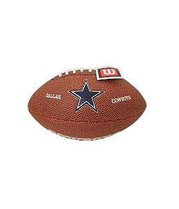 Bola de Futebol Americano NFL Dallas Cowboys