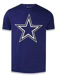 Camiseta NFL Dallas Cowboys Marinho