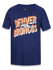 Camiseta NFL Denver Broncos Marinho