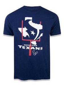 Camiseta NFL Houston Texans Marinho