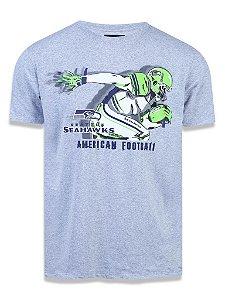 Camiseta New Era NFL Seattle Seahawks
