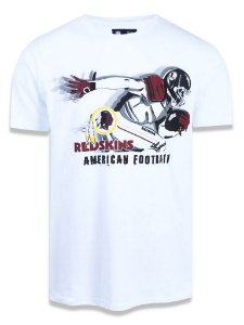 Camiseta NFL Washington Redskins Branco