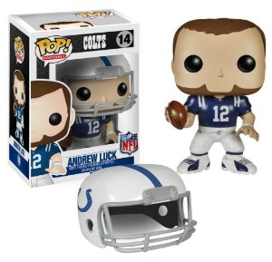 Funko POP! NFL - Andrew Luck #14 - Indianapolis Colts