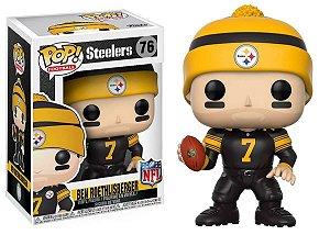Funko POP! NFL - Ben Roethlisberger Color Rush - Pittsburgh Steelers #76