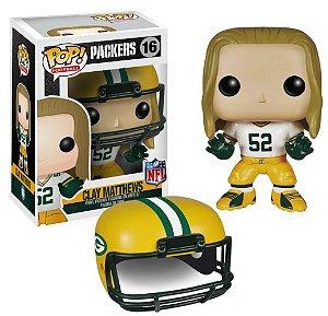 Funko POP! NFL - Clay Matthews #16 - Green Bay Packers