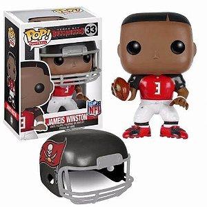 Funko POP! NFL - Jameis Winston #33- Tampa Bay Buccaneers
