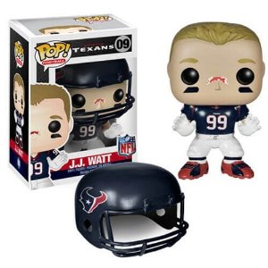 Funko POP! NFL - JJ Watt #09 - Houston Texans