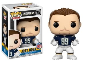 Funko POP! NFL - Joey Bosa #75 - Los Angeles Charges