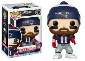 Funko POP! NFL - Julian Edelman #70 - New England Patriots