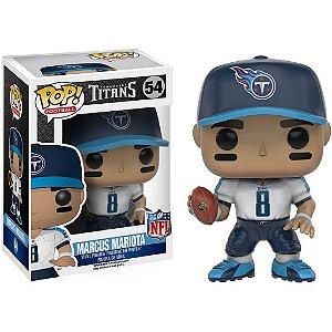 Funko POP! NFL - Marcus Mariota #54 - Tennessee Titans