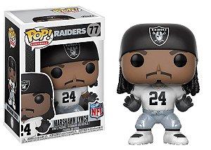 Funko POP! NFL - Marshawn Lynch  Away - Oakland Raiders #77