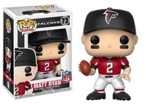 Funko POP! NFL - Matt Ryan #73 - Atlanta Falcons