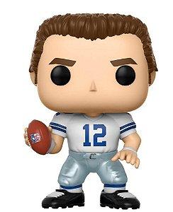 Funko POP! NFL - Roger Staubach Home - Dallas Cowboys #82