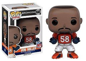 Funko POP! NFL - Von Miller - Denver Broncos #60