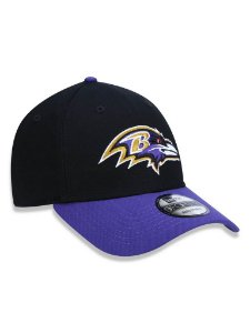 Boné 940 New Era NFL Baltimore Ravens Preto