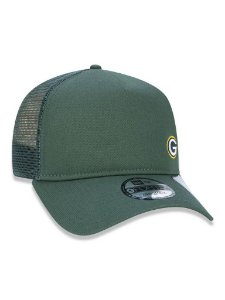 Boné 940 New Era NFL Green Bay Packers Verde