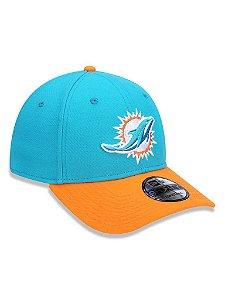 Boné 940 New Era NFL Miami Dolphins Verde