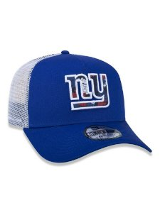 Boné 940 New Era NFL New York Giants Royal/Branco