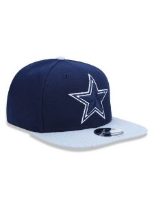 Boné 950 New Era NFL Dallas Cowboys Marinho