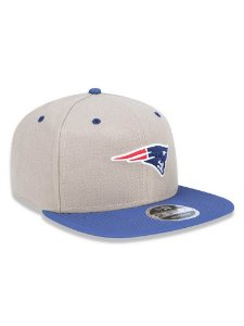 Boné 950 New Era NFL New England Patriots Kaki