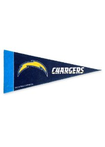 Mini Flâmula Los Angeles Chargers