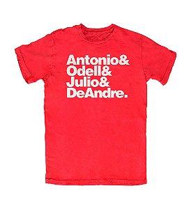 Camiseta PROGear Wide Receivers