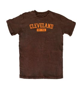 Camiseta PROGear Cleveland Browns Est.