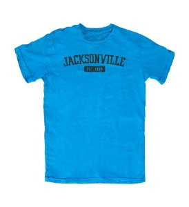 Camiseta PROGear Jacksonville Jaguars Est.