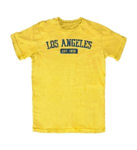 Camiseta PROGear Los Angeles Rams Est.