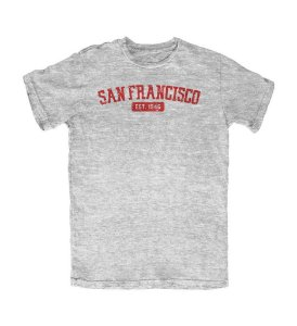 Camiseta PROGear San Francisco Est.
