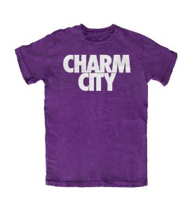 Camiseta PROGear Baltimore Ravens Charm City
