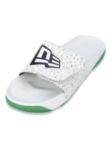 Chinelo New Era Slide Grain Off White