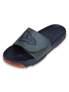 Chinelo New Era Slide Grain Militar