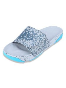 Chinelo New Era Slide Cinza