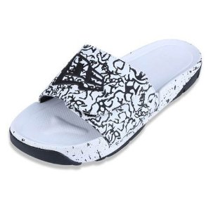 Chinelo New Era Slide Cracked Branco