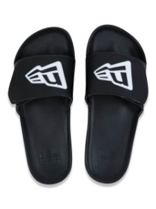 Chinelo New Era Slide Preto