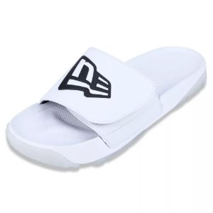 Chinelo New Era Slide Branco