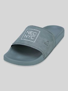 Chinelo New Era Slip-on NYC Verde